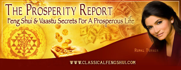 The Prosperity Report - Feng Shui & Vaastu Secrets For A Prosperous Life